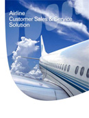 Airline Customer Sales and Service Solution