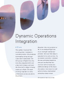 Dynamic Operations Integration